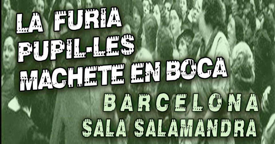 Machete en Boca - Barna @ Sala Salamandra | L'Hospitalet de Llobregat | Catalunya | España