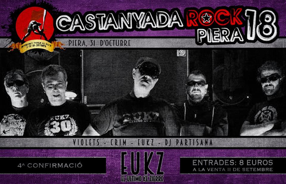 El Último ke Zierre - Castanyada Rock @ Cataluña | España