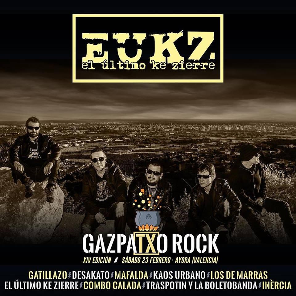 El Último ke Zierre - XIV Gazpatxo Rock @ Comunidad Valenciana | España