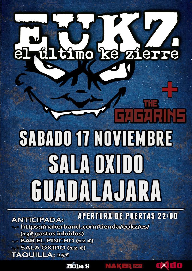El Último ke Zierre - Guadalajara @ Sala Óxido | Guadalajara | Castilla-La Mancha | España